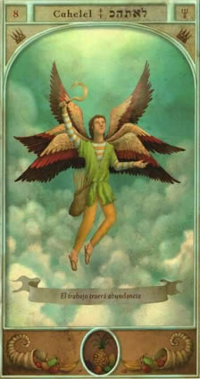 Guardian Angel Cahetel - April 26 to 30 - Overview and Prayer >>