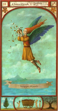 Guardian Angel Chavakhiah - September 13 to 17 - Overview