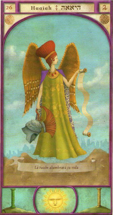 Guardian Angel Haaiah - July 28 to August 1 - Overview and