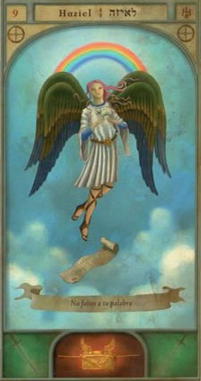 Guardian Angel Haziel May 1 To 5 Overview And Prayer & Gt & Gt