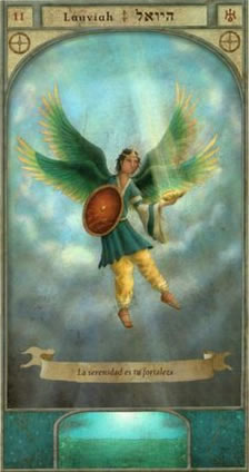 Guardian Angel Lauviah - May 11 to 15 - Overview and Prayer >>