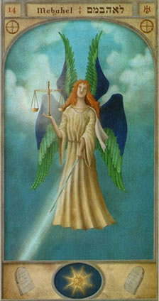 Guardian Angel Mebahel - May 26 to 31 - Overview and Prayer >>