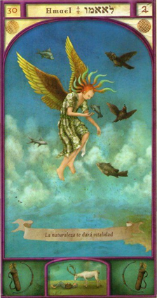 Guardian Angel Omael - August 18 to 22 - Overview and Prayer >>
